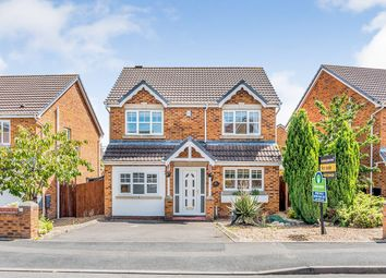 Thumbnail 4 bedroom detached house for sale in Bartholomew Road, Lawley Village, Telford, Shropshire