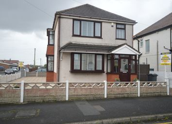 Thumbnail 3 bed detached house for sale in Nutter Road, Thornton-Cleveleys