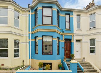 3 bed terraced house for sale in Neath Road, Plymouth, Devon PL4
