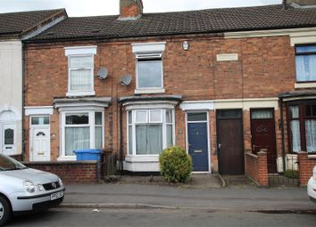 Thumbnail 2 bedroom terraced house for sale in Grange Street, Burton-On-Trent