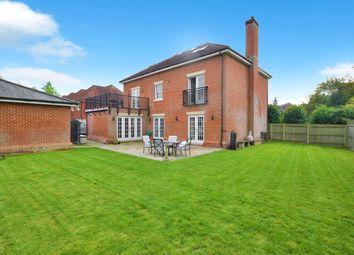 5 bed detached house for sale in Briar Close, Bramble Lane, Wye, Ashford TN25