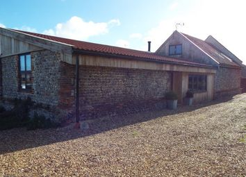 Thumbnail 3 bed barn conversion to rent in Garden Cottages, Cromer Road, Sidestrand, Cromer