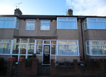Thumbnail 3 bedroom terraced house for sale in Clive Road, Enfield