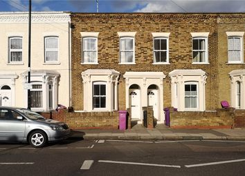 Thumbnail 3 bedroom terraced house to rent in Bow Common Lane, London