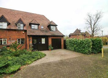 Thumbnail 4 bedroom semi-detached house for sale in Eynsham Court, Woolstone, Milton Keynes
