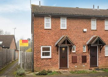Thumbnail 2 bed end terrace house to rent in Coppice Close, Aylesbury