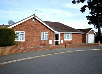 Thumbnail 2 bedroom detached bungalow for sale in Albany Close, Barton On Sea, New Milton
