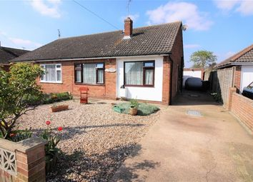 Thumbnail 2 bed semi-detached bungalow for sale in Feverills Road, Little Clacton, Clacton On Sea