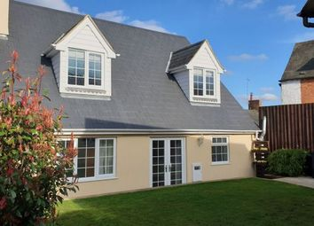Thumbnail 3 bed detached house for sale in The Green, Hollowell, Northampton