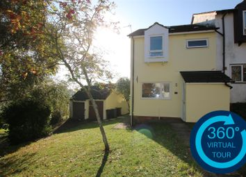 Thumbnail 4 bed semi-detached house for sale in Elliott Close, Pennsylvania, Exeter