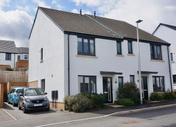 Thumbnail 3 bed semi-detached house for sale in Okehampton, Devon