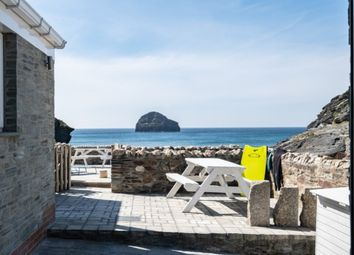 Thumbnail 2 bed property for sale in Trebarwith Strand, Tintagel