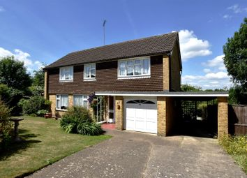 Thumbnail 4 bed detached house for sale in Beacon Close, Uxbridge
