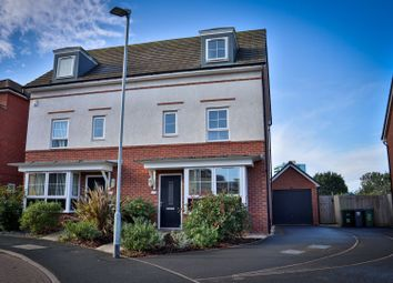 Thumbnail 4 bed semi-detached house for sale in The Pavilions, West Bromwich