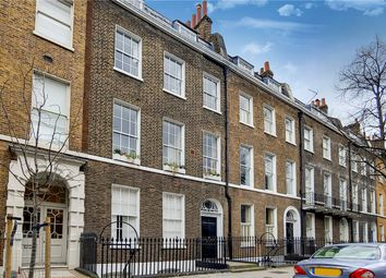 Thumbnail 1 bed flat for sale in Doughty Street, London