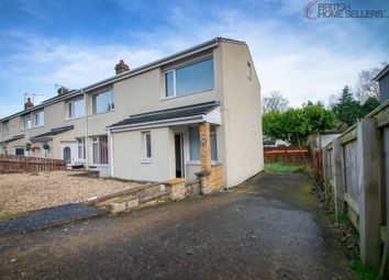 Thumbnail 3 bed semi-detached house for sale in Fourth Avenue, Catterick Garrison, North Yorkshire