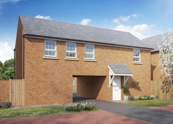 "Thumbnail 1 bed flat for sale in ""Aylsham"" at Beggars Lane, Leicester Forest East, Leicester"