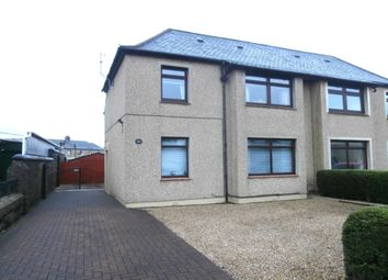 Thumbnail 3 bed property for sale in Burnhead Road, Larbert