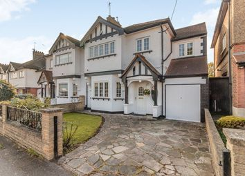 Thumbnail 4 bed semi-detached house for sale in Essex Road, London, London
