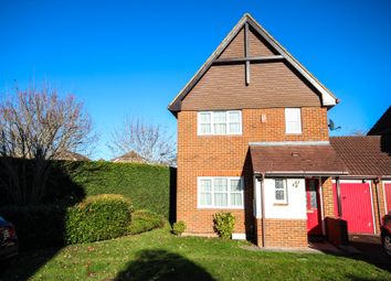 Thumbnail 3 bed detached house to rent in Sparvells, Eversley, Hook