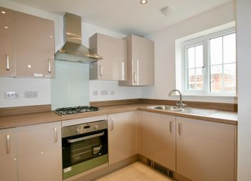 Thumbnail 2 bedroom flat to rent in London Road, Priors Hall Park, Corby