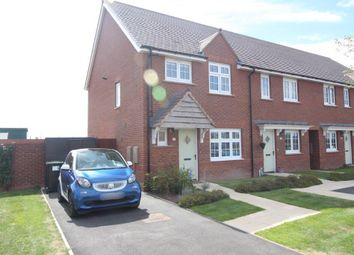 Thumbnail 3 bed end terrace house for sale in Trawler Close, Fleetwood