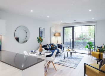 Thumbnail 1 bed flat for sale in Regalia Close, London