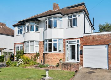 Thumbnail 4 bed semi-detached house for sale in Jersey Drive, Petts Wood, Orpington