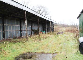 Thumbnail Land for sale in Plot 5, Boghall Farm Barn, Edinburgh