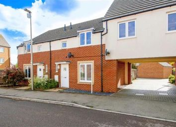 Thumbnail 3 bedroom end terrace house to rent in Lavender Hill, Broughton, Milton Keynes