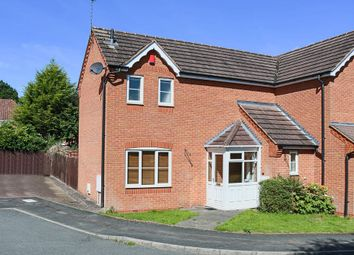 Thumbnail 2 bed semi-detached house for sale in Chapelfield Mews, Rubery, Birmingham