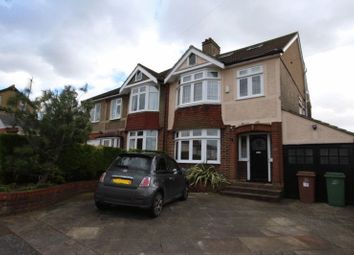 Thumbnail 4 bed semi-detached house for sale in Barrow Hedges Way, Carshalton