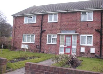 Thumbnail 1 bed flat to rent in Marchant Road, Bilston