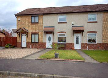 Thumbnail 2 bedroom terraced house for sale in Chrighton Green, Uddingston, Glasgow