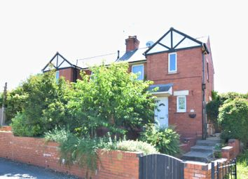 Thumbnail 2 bed semi-detached house for sale in Dingle Place, Wrexham
