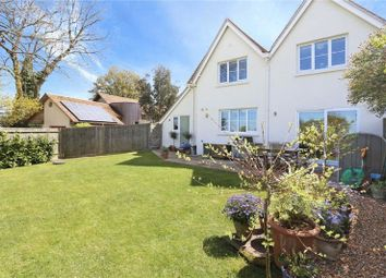 Thumbnail 4 bed country house for sale in Wyck Lane, East Worldham, Alton