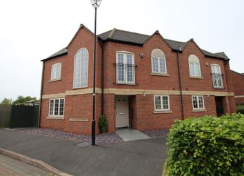 Thumbnail 3 bed semi-detached house for sale in Village Mews, Burton-On-Trent