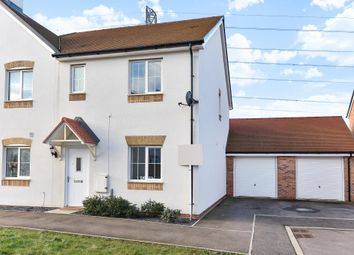 Thumbnail 2 bed semi-detached house for sale in Berryfields, Aylesbury