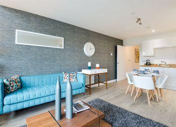 Thumbnail 1 bed flat to rent in Edinburgh Gate, Harlow, Harlow