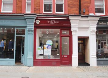 Retail premises to let in Chiltern Street, London W1U