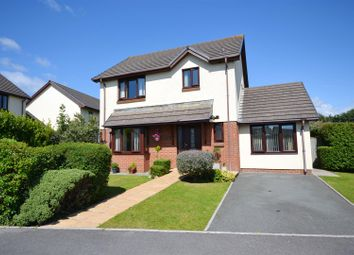 Thumbnail 3 bedroom detached house for sale in Finch Close, Haverfordwest