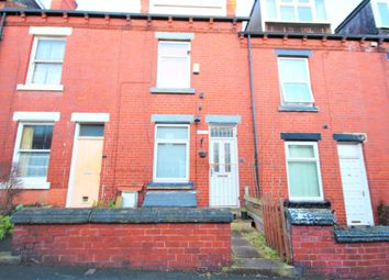 Thumbnail 3 bed terraced house to rent in Burlington Road, Leeds, West Yorkshire