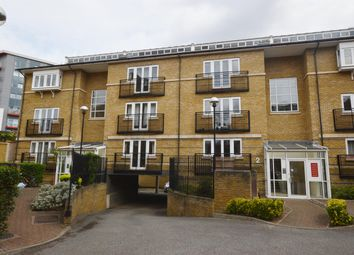 Thumbnail 2 bed flat for sale in Menai Place, Bow, London