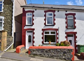 Thumbnail 2 bed terraced house for sale in Cefn Road, Deri, Bargoed