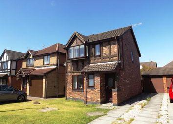 Thumbnail 3 bed detached house for sale in Hodder Avenue, Grosvenor Park, Morecambe, United Kingdom