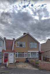 Thumbnail 3 bed terraced house to rent in Hereford Road, Feltham, London