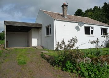 Thumbnail 3 bedroom detached house to rent in Oxton, Lauder