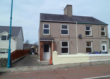 Thumbnail 3 bed semi-detached house to rent in Y Rhosydd, Llanllyfni Road, Penygroes