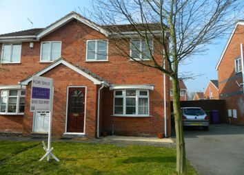 Thumbnail 3 bed semi-detached house for sale in Calderwood Park, Liverpool