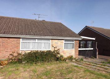 Thumbnail 2 bedroom bungalow to rent in Heronscroft, Swindon